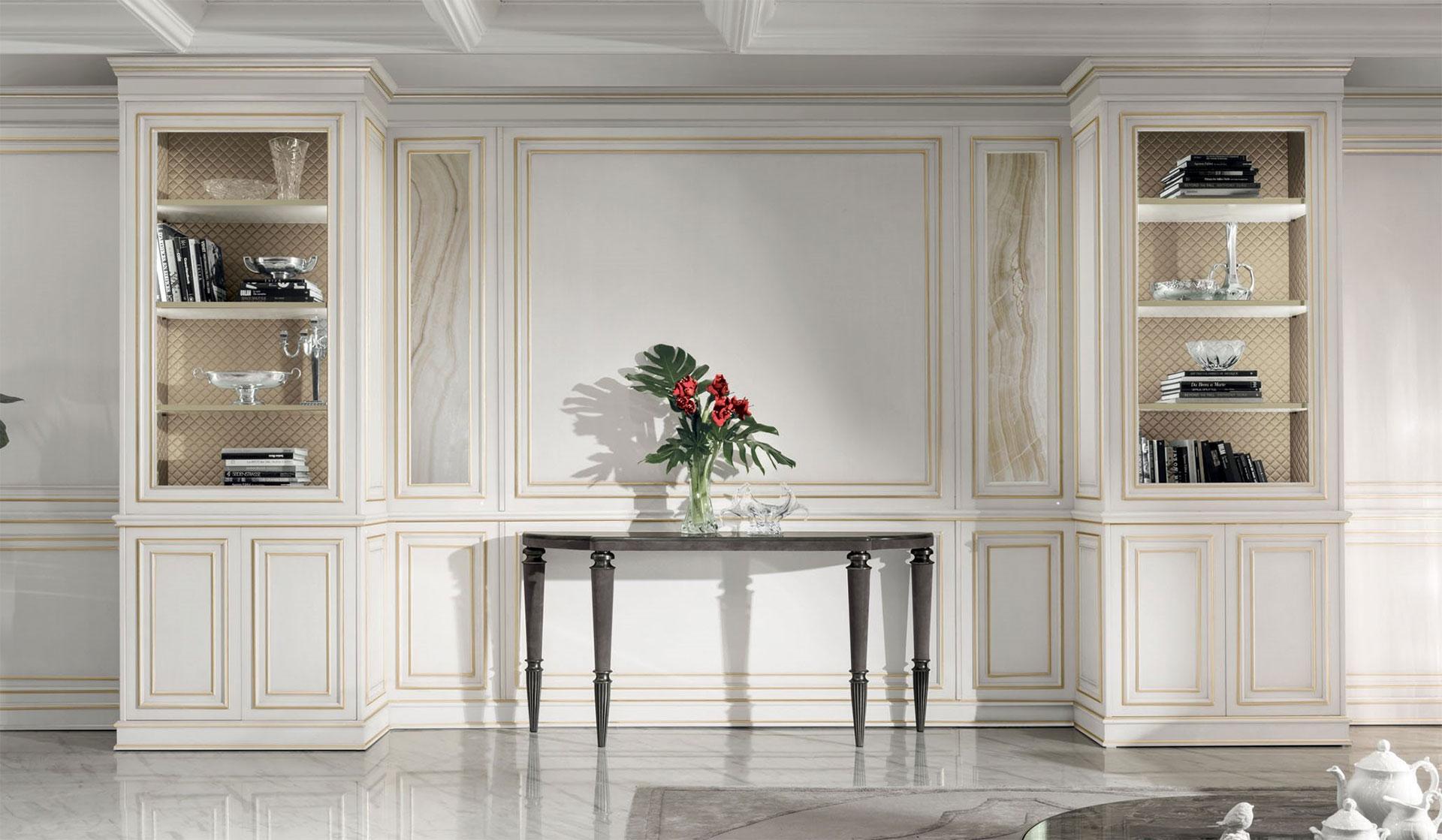 Буазери Longhi - коллекция Boiserie & modular system