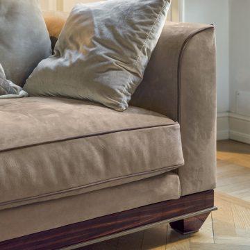 Модульный диван Chopin Free back cushions