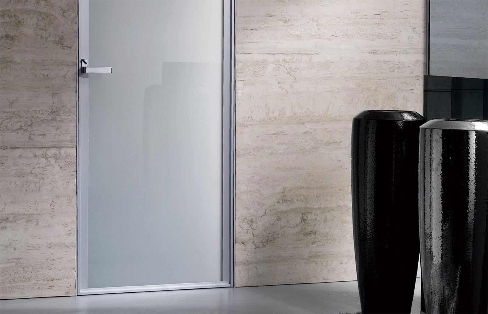 Распашные двери Cristal