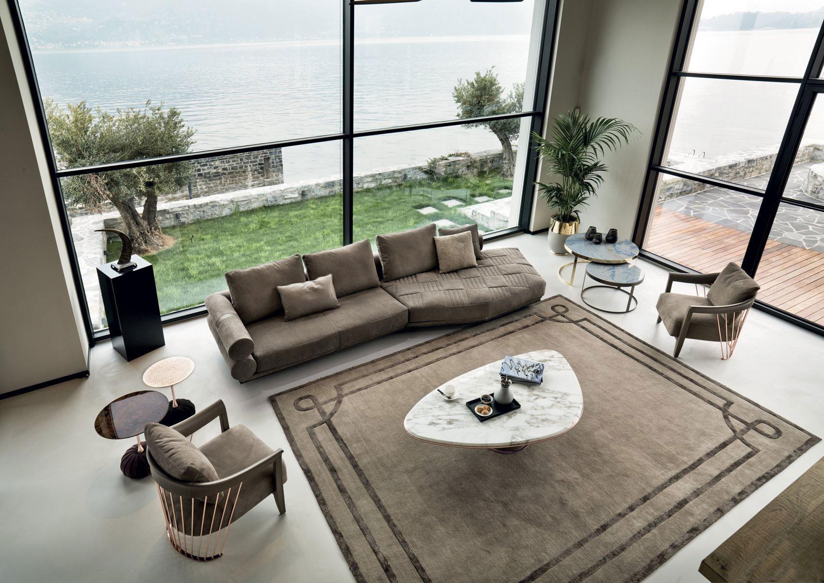 Модульный диван Oppenheim