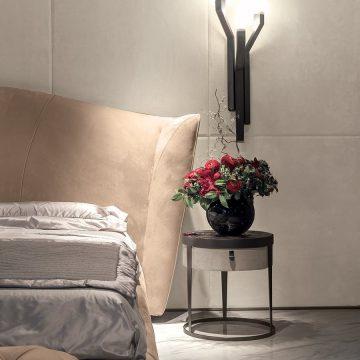 кровати и спальные принадлежности Amadeus bed side table