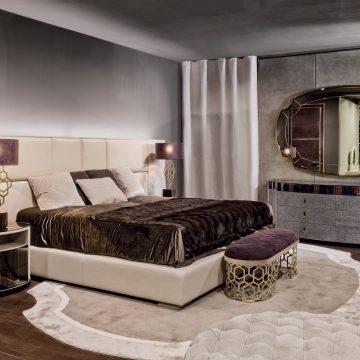 кровати и спальные принадлежности Amy