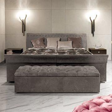 кровати и спальные принадлежности Charme bed