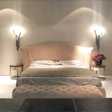 кровати и спальные принадлежности Heron