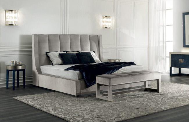Кровати и спальные принадлежности Longhi