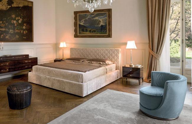 кровати и спальные принадлежности Helmut bed